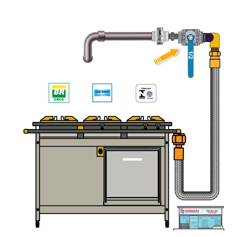 regulador de gas