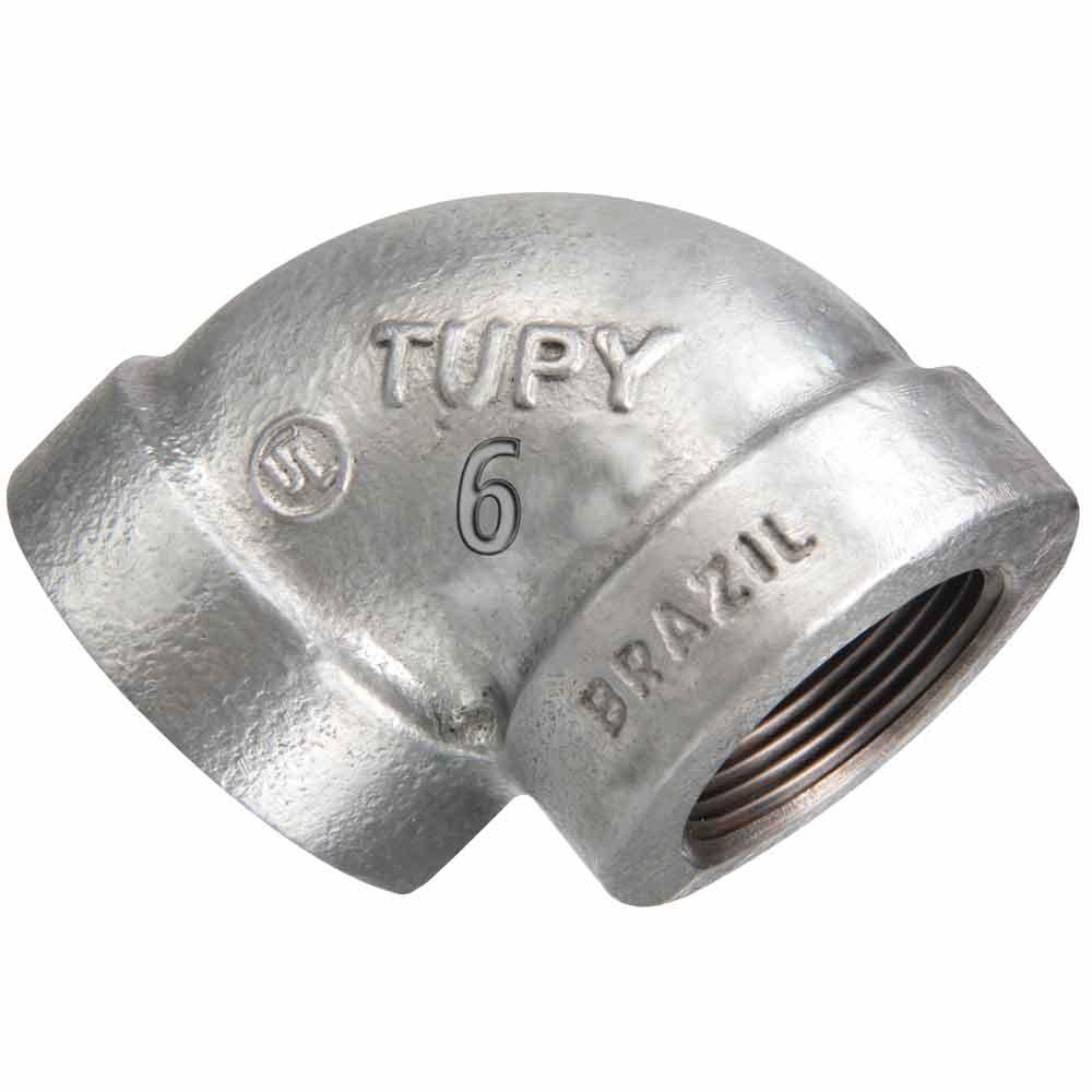 Joelho Tupy Galvanizado